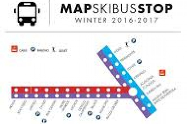Skibus Timetables Winter 2016 / 2017